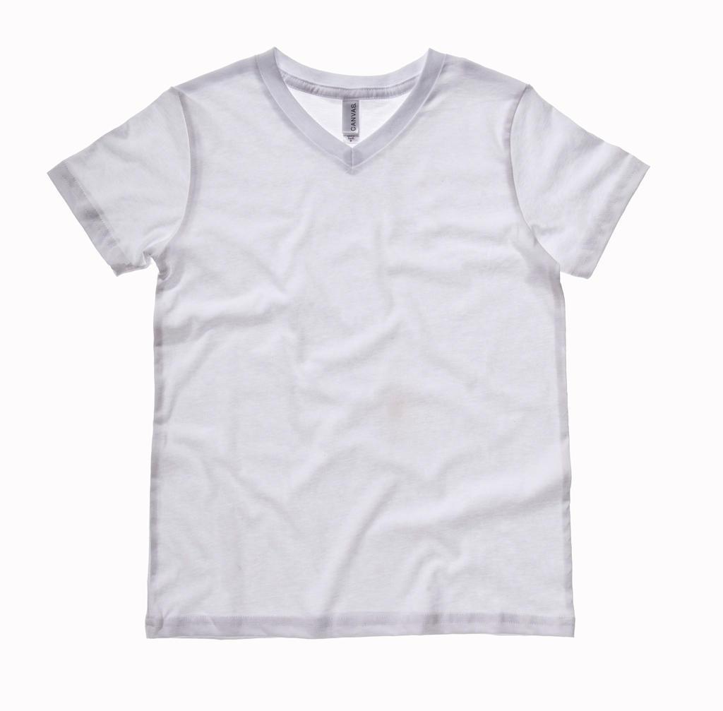 Unisex tričko Jersey V-Neck - www.reklamnetricka.sk c7bcf195c5