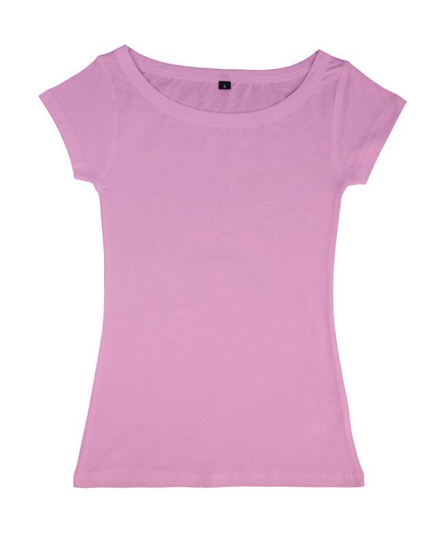 d767420195e4 Alice - Dámske tričko s hlbokým výstrihom - www.reklamnetricka.sk